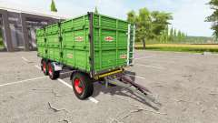 Fratelli Randazzo R270 PT v1.0.1 for Farming Simulator 2017