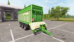 Krone ZX 550 GD v1.1 for Farming Simulator 2017