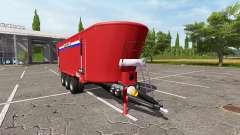 Peecon Biga Mega Mammoet for Farming Simulator 2017