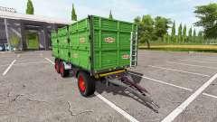 Fratelli Randazzo R270 PT v1.0.1.2 for Farming Simulator 2017