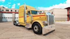 Retro skin for the truck Peterbilt 389