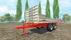 Puhringer 4020 for Farming Simulator 2015