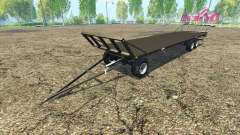 Fliegl DPW 180 for Farming Simulator 2015
