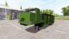 Separarately trailer v0.0.0.2 for Farming Simulator 2017