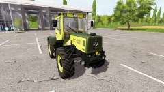 Mercedes-Benz Trac 1100 Intercooler v1.1 for Farming Simulator 2017