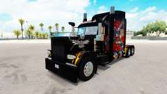 American Legend skin for the truck Peterbilt 389