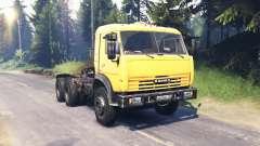 KamAZ 54115 v5.0