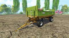 Krone Emsland seeds for Farming Simulator 2015