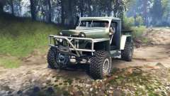 Willys Pickup Crawler 1960 v1.7.5 for Spin Tires
