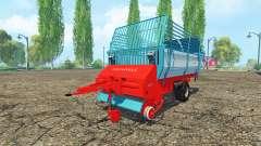 Mengele LW 330 Super v3.0 for Farming Simulator 2015