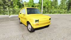Fiat 126p for BeamNG Drive