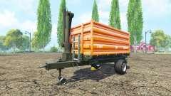 BRANTNER E 8041 v3.0 for Farming Simulator 2015