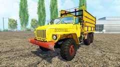 Ural 5557 for Farming Simulator 2015