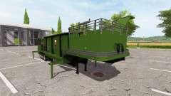 Separarately trailer v0.0.0.3 for Farming Simulator 2017