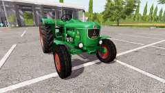 Deutz D80 v1.4 for Farming Simulator 2017