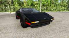 Civetta Bolide black hammer for BeamNG Drive