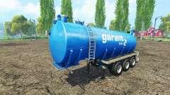 Kotte Garant TSA 30000 water and milk for Farming Simulator 2015