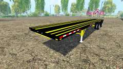 Caterpillar Trailer for Farming Simulator 2015