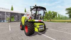 CLAAS Jaguar 960 for Farming Simulator 2017