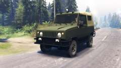 UAZ 3171 1988 for Spin Tires