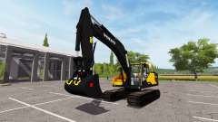 Volvo EC300E v3.5 for Farming Simulator 2017