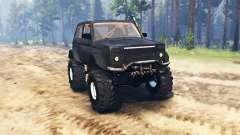 VAZ 2121 Niva Monster for Spin Tires