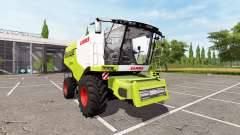 CLAAS Lexion 770 v1.4 for Farming Simulator 2017