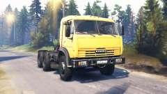 KamAZ 54115 v2.0