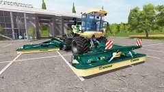 Krone BiG M 500 v3.0 for Farming Simulator 2017