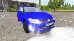 Volkswagen Golf GTI (Typ 5G) for Farming Simulator 2017
