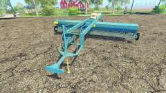 Trailed seed drill