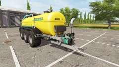 Zunhammer SKE 30 PUD for Farming Simulator 2017