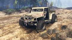 Willys Pickup Crawler 1960 v2.5.3 for Spin Tires