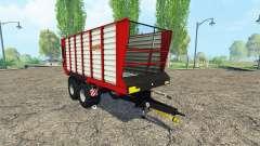 Kaweco Radium 45 red for Farming Simulator 2015