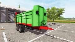 Unia Tytan 8 for Farming Simulator 2017