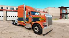 Vintage skin for the truck Peterbilt 389