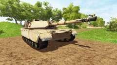 M1A1 Abrams for Farming Simulator 2017