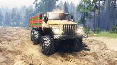 Ural 4320 Siberia