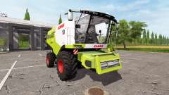 CLAAS Lexion 770 v1.4.1 for Farming Simulator 2017