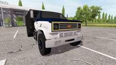 Chevrolet C70 v1.1 for Farming Simulator 2017