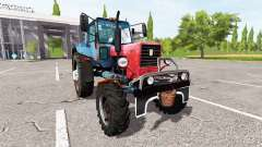 MTZ-82 Belarus tuning for Farming Simulator 2017