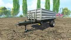 BRANTNER E 8041 manure v3.0 for Farming Simulator 2015