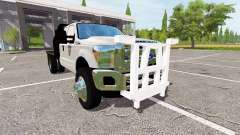 Ford F-550 2013 v2.0 for Farming Simulator 2017