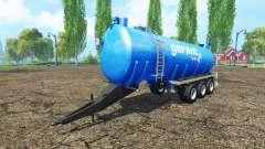 Kotte Garant TSA 30000 feeder for Farming Simulator 2015