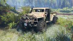 Willys Pickup Crawler 1960 v2.3.8 for Spin Tires