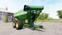 John Deere 650 for Farming Simulator 2017