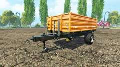 BRANTNER E 8041 manure for Farming Simulator 2015