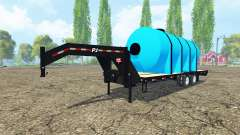 PJ Trailers fertilizer