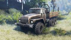 Ural 4320 v6.0 for Spin Tires