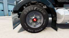 Wheels Kenworth